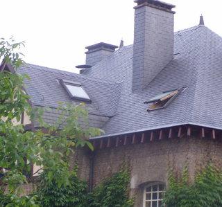 Toiture Rousseaux -  Couverture